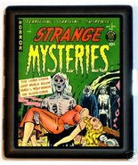 Strange Mysteries Pop Art COMIC ID or Cigarette... - $9.29