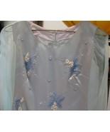 Vintage Sequin Long Evening Dress, Small, Petite - $29.69