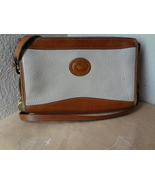 Dooney & Bourke Leather ~ Vintage ~ cross body ... - $65.99