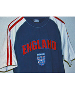 STYLO England World Cup Soccer Football Shirt M... - $19.00