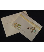 Marcel Schurman Baby Shower Gift Thank You Card... - $12.77