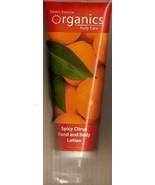 Desert Essence Organics Spicy Citrus Hand & Bod... - $3.50