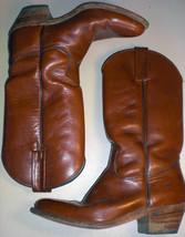 Vintage FRYE boots - Mens 9.5. Cowboy, western -