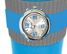 Image 2 of Blue Mug & Watch Gift Sets New Has Both