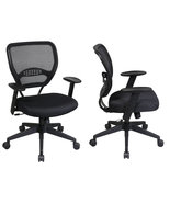 Air Grid Back & Mesh Fabric Seat Deluxe Swivel ... - $169.99