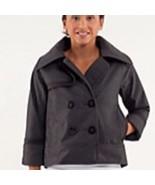 NWT lululemon coco soft shell jacket size 4 bla... - $149.99