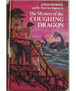 Three Investigators #14 MYSTERY OF THE COUGHING... - $12.00