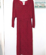 Molly Malloy Ladies Dress Red size 12 Petites (... - $4.95