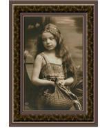 Gypsy Girl, Cross Stitch Pattern - $25.00