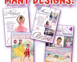 Buy Announcements - Ballet Dance Recital Custom Birthday Party Invitation