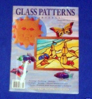 Glass Patterns Quarterly Magazine - ʞooqəɔɐ