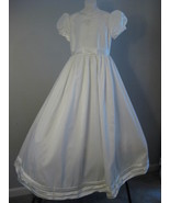 Flower Girl Or Jr Bridesmaid Dress By L'amour S... - $48.00