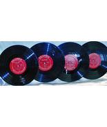 Sinatra Count Basie Dina Shore 4 LPs Columbia  - $7.00