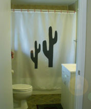 Hand Painted Shower Curtains