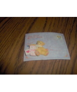 Cherished Teddies Love Letters from Teddie XOXO... - $4.99