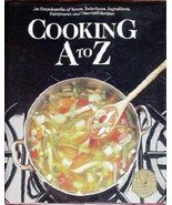 Cooking A to Z Encyclopedia Terms Equipment Met... - $22.50