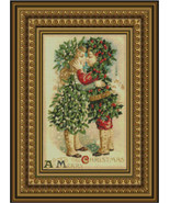A Berry Merry Christmas, Cross Stitch Patterns - $14.00