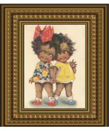 Cutiepie Twins, Cross Stitch Patterns - $12.00
