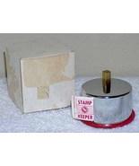 Vintage Postage Stamp Keeper - Dispenser Never ... - $12.99