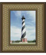 Cape Hatteras Lighthouse, Cross Stitch Pattern - $25.00
