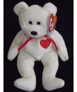 Ty Beanie Babies NWT Valentino the White Bear R... - $6.00