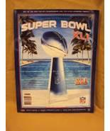 NFL Super Bowl XLI Colts vs Bears One Game. One... - $10.49