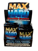 Max Hard Male Enhancement and Endurance Pill! S... - $29.99