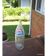 Pepsi old empty glass bottle of 1 litter - $25.00
