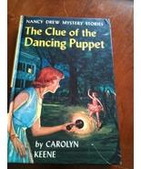 Nancy Drew #39 Dancing Puppet yellow spine PC - $5.99