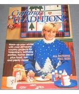 Crafting Traditions magazine January February 1996 Winter