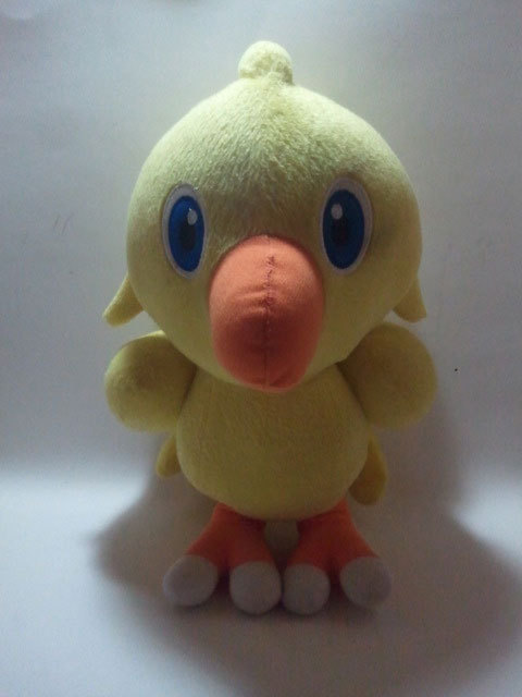"Final Fantasy VII / 7 AC (Repaired?) Large 11"" ""Chocobo"" Plush * Anime"