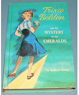 Trixie Belden #14 The Mystery of the Emeralds Deluxe - $9.99