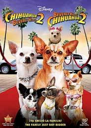 Beverly Hills Chihuahua 2 (Blu-ray/DVD, 2011, 2-Disc Set, English & Spanish)