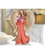 Angel With Baby Figurine - $15.95