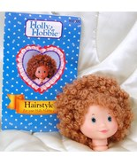 Holly Hobby Doll Head with Hands Rare Find 1991 - $12.75