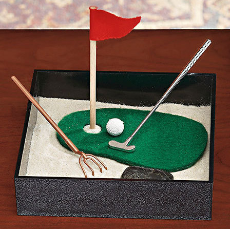 Tee Time Executive Mini Sandbox