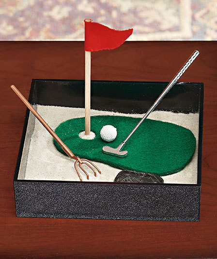 Image 1 of Tee Time Executive Mini Sandbox