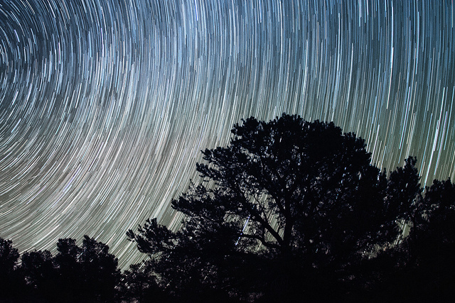 Grandview Startrail