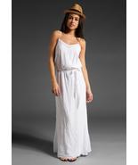 Ella Moss Enchantment Maxi Dress in White - Medium - $95.00