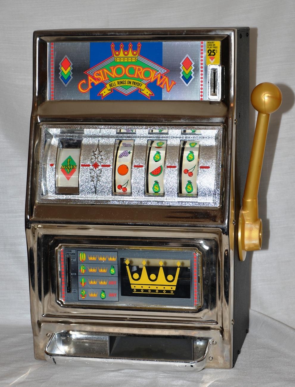 crown slot machine