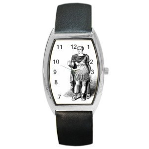 Buy artwatches - Julius Caesar Roman Empire Unisex Art Watch NEW