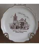 St Pauls United Church Oxbow Sask Canada Souven... - $14.93