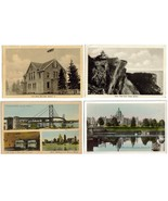 15 Vintage Postcards of CANADA - 1940's thru 60's - $9.99