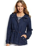 Tommy Bahama Women's Two Palms Hoodie, Linen, S... - $99.00