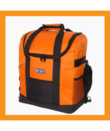 Lunch Bag Cooler Backpack Insulated Portable Be... - $36.50