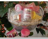 Buy Fruit Gift Baskets - VOTIVES GIFT BASKET - CITRUS