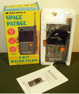 Archer Space Patrol 60-4001 Walkie Talkie - $24.50
