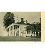 Vintage Postcard Black and White 1938 Mount Ver... - $4.99