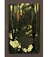 Vintage Raphael Tuck Postcard Easter Greetings ... - $5.99