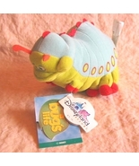 Pixar Disneyland A Bugs Life Plush Heimlich Wit... - $9.99